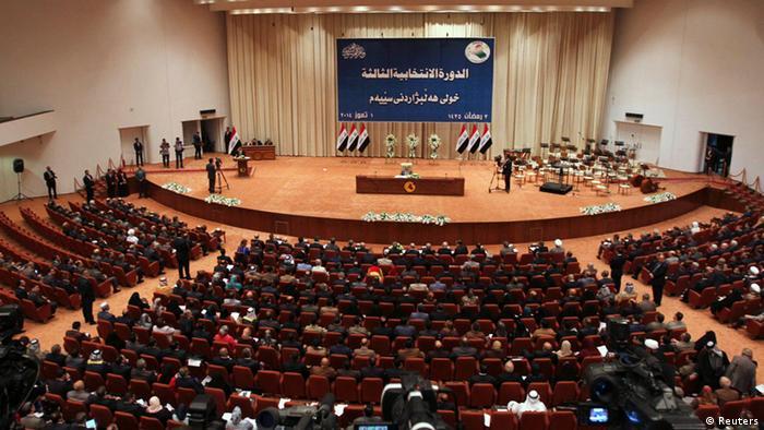 Parlamento Irak aprueba ataques aéreos extranjeros en su territorio
