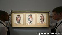 Francis-Bacon-Triptychon für 33 Millionen Euro versteigert