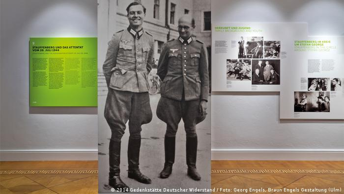 Stauffenberg exhibit