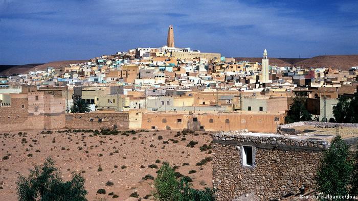 Ghardaia Algerien