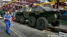 Panzerproduktion in Kassel