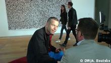 Wolfgang Tillmans, Fotograf, im DW-Interview