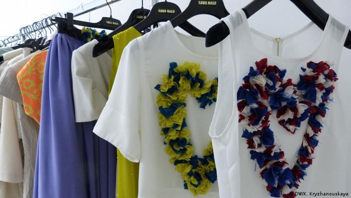 Модели одежды Инны Томас