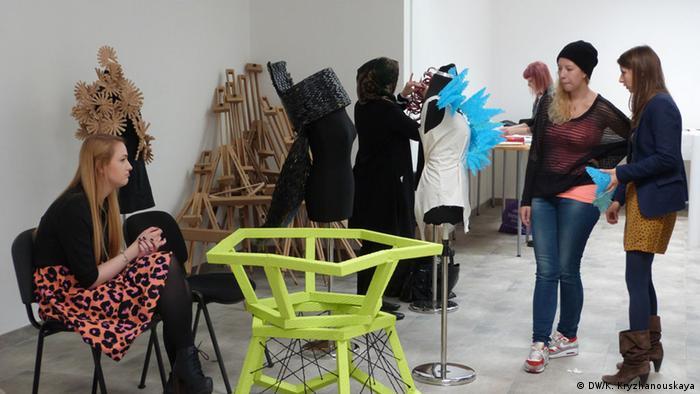В Институте моды и дизайна