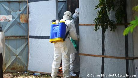 Guinea Conacry Ebola Virus