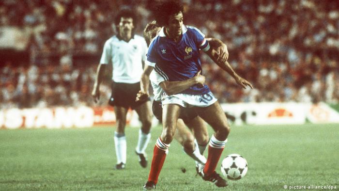 Bildergalerie Geschichte Deutschland vs Frankreich WM 1982