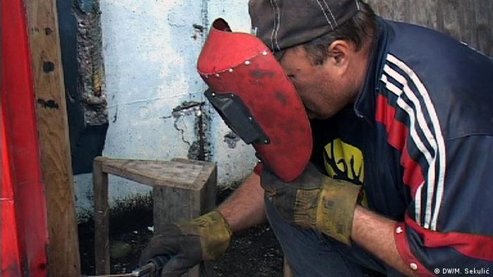 Radnik u Bosni i Hercegovini