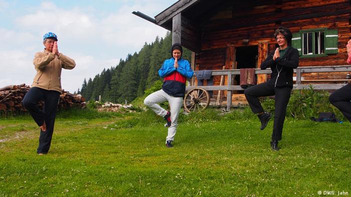 Gut Feeling: спорт под открытым небом