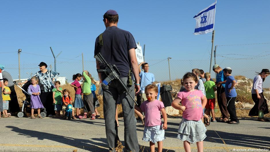 """إسرائيل: تسهيلات لمنح تصاريح حمل الأسلحة لـ""""الدفاع عن النفس""""   DW   18.11.2014"""