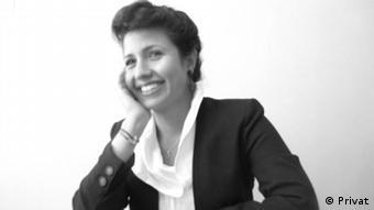 Ellie Geranmayeh (Foto: privat)