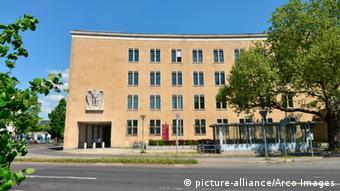 Έδρα του τμήματος της αστυνομίας αρμόδιο για ποινικές πράξεις με πολιτικό κίνητρο (Βερολίνο)