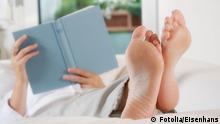Symbolbild Lesen Entspannung Relaxen