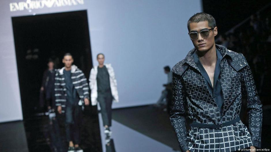 Italian Fashion Guru Giorgio Armani Turns 85 Culture Arts Music And Lifestyle Reporting From Germany Dw 11 07 2019