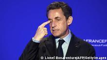 Nicolas Sarkozy Korruption Festnahme