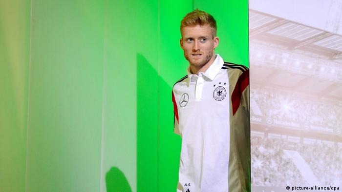 Fußball WM 2014 Pressekonferenz Deutsche Nationalmannschaft 02.07.2014