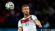 Fußball WM 2014 Deutschland Shkodran Mustafi
