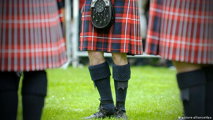 Symbolbild Schottland Unabhängigkeit Referendum