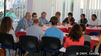 Razgovor sa dopisnikom DW-a iz Srebrenice