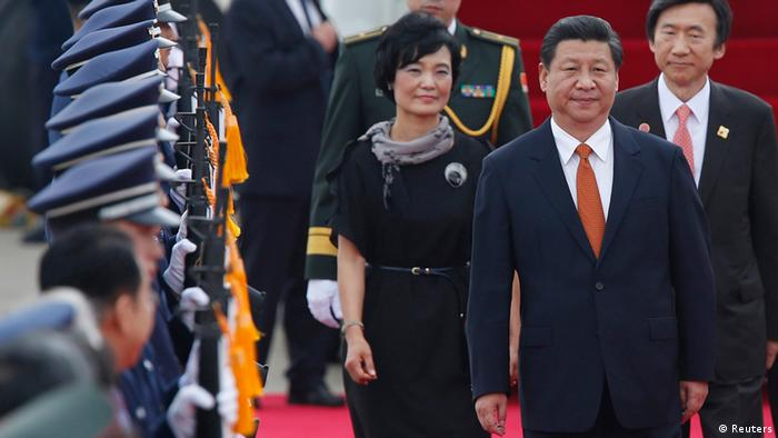 Chinese President Xi visits Seoul in apparent snub to North Korea | News | DW.DE | 03.07.2014