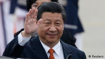 Xi Jinping in Südkorea 03.07.2014 Seoul