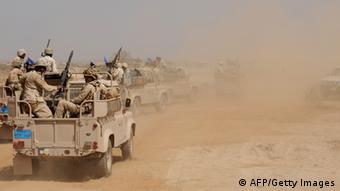 سربازان عربستان سعودی