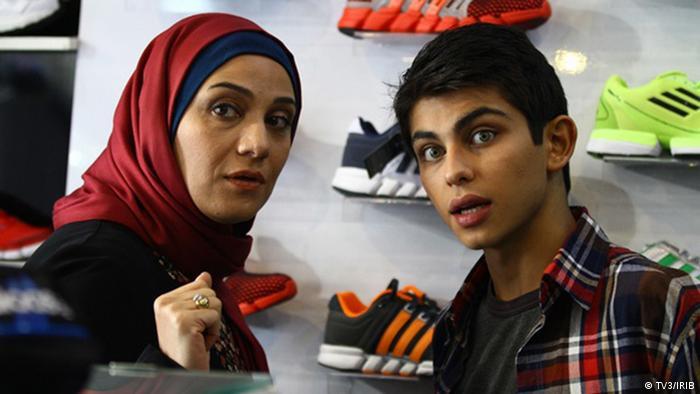 صحنهای از سریال پر سر و صدای هفتسنگ ویژه شبهای ماه رمضان