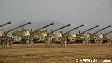 Saudi Arabien Soldaten Archivbild 2010