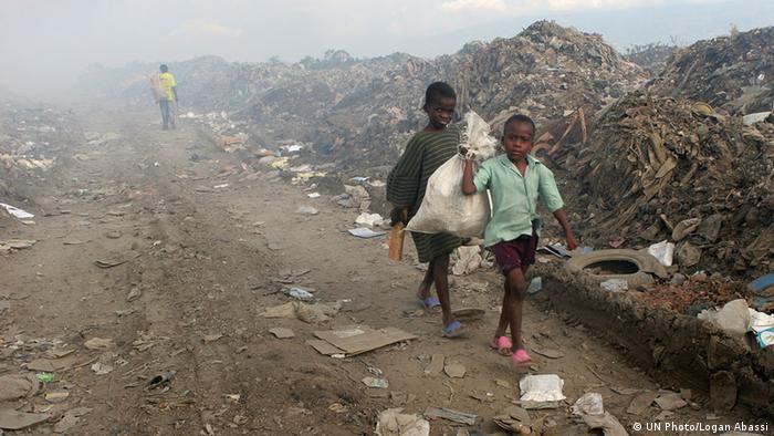 Haití es el país más pobre de América.