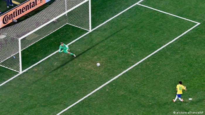 WM 2014 - Brasilien - Kroatien 3:1