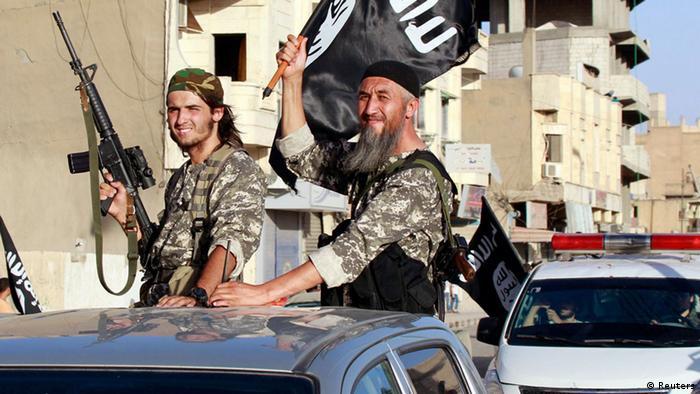Symbolbild Dschihadisten lassen 32 türkische Geiseln frei (Reuters)