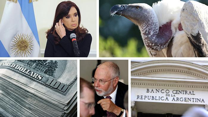 Geierfonds in Argentinien Startbild Bildergalerie Juli 2014