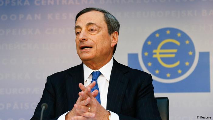 Mario Draghi EZB Sitzung am 03.07.2014