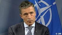 Rasmussen in DW TV Interview 03.07.2014
