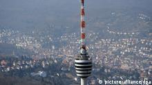 Stuttgart Luftbild