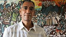 Pedro Martins e o Dia da Independência, pintura de sua autoria