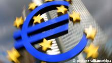 EZB billiges Geld Symbolbild