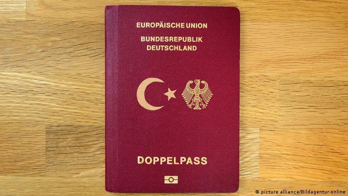 Symbolbild Doppelte Staatsbürgerschaft