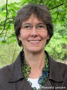 Manuela Lenzen, Wissenschaftsjournalistin (Foto: Privat).
