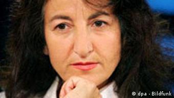 Necla Kelek erhält Geschwister-Scholl-Preis