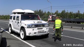 Контроль на границе Беларуси и России