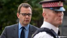 London Prozess Andy Coulson