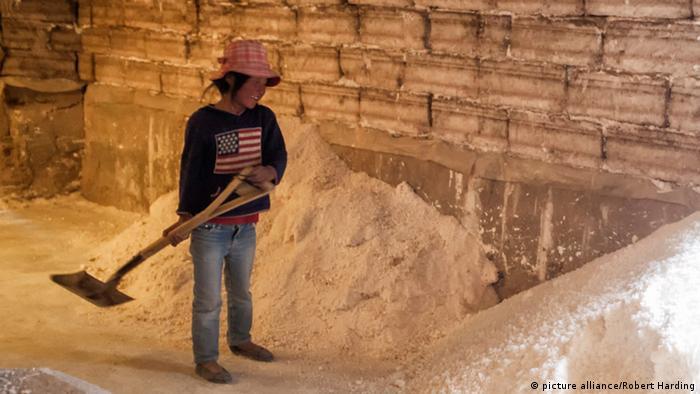 Bolivien Kinderarbeit Archiv 2013