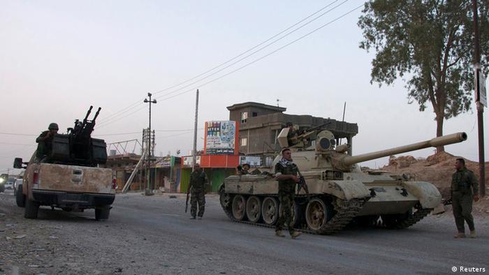 Peshmerga militia