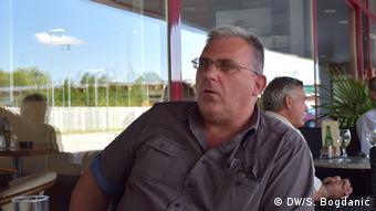 Nenad Lecek, kroatischer Gewerkschafter