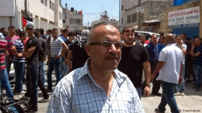 Mohammed Abu Khdeir is a close relative of the East Jerusalem couple whose 17 year old son, also called Mohammed, was murdered