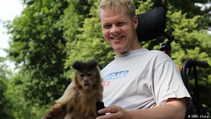 Affen Als Helfer Wissen Umwelt Dw 03 08 2014