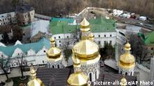 Höhlenkloster Lawra Petschersk in Kiew
