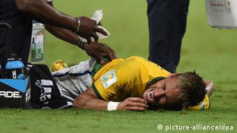 Niti Sillman nije mogao spriječiti ružni faul nad Neymarom a potom i napuštanje SP