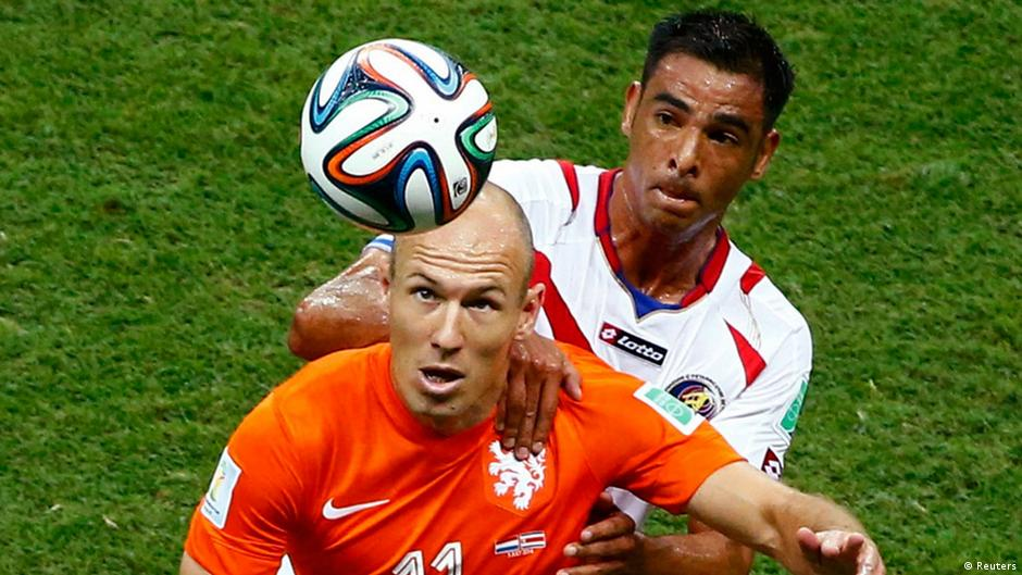 World Cup semifinal: Netherlands vs. Argentina | DW | 09.07.2014