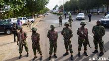 Nigeria Armee Anschlag in Abuja 25.6.2014